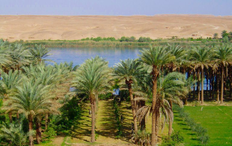 The River Euphrates