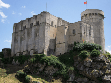 Château de Falaise in France