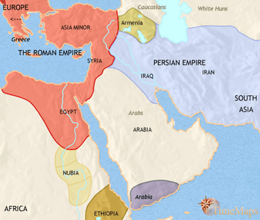 The Ancient Middle East - TimeMaps