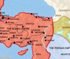 Map of Turkey at 500CE
