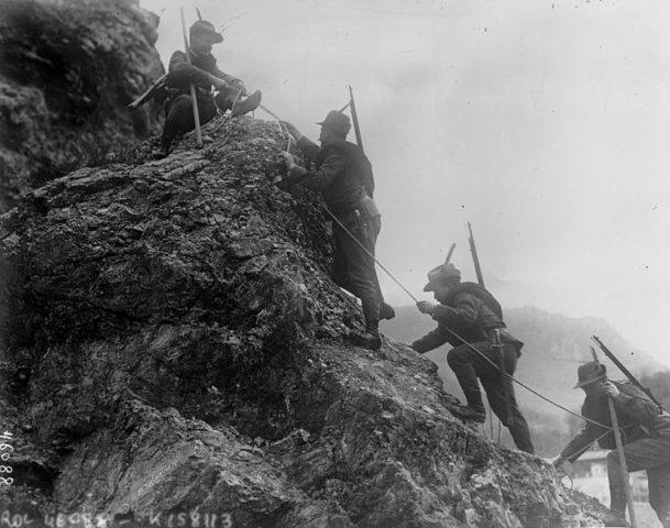 Italian-Alpini-Troops