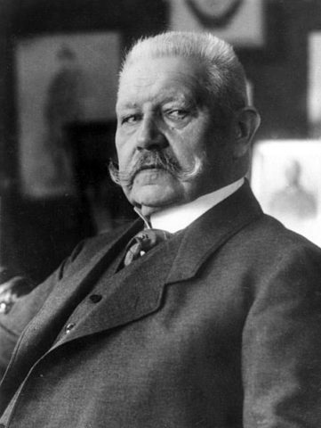 Paul-Van-Hindenburg