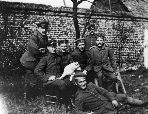 Adolf hitler-in-world-war-I