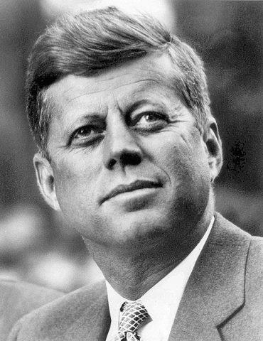 Kennedy-in-1961